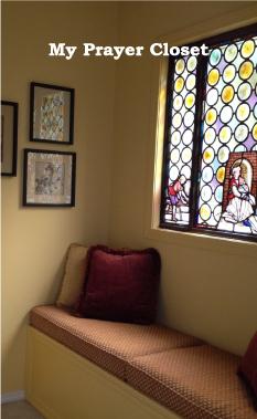 book - my prayer closet
